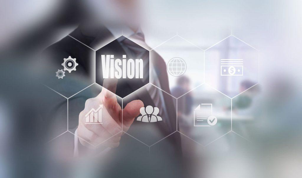 Vision of digital marketing agency